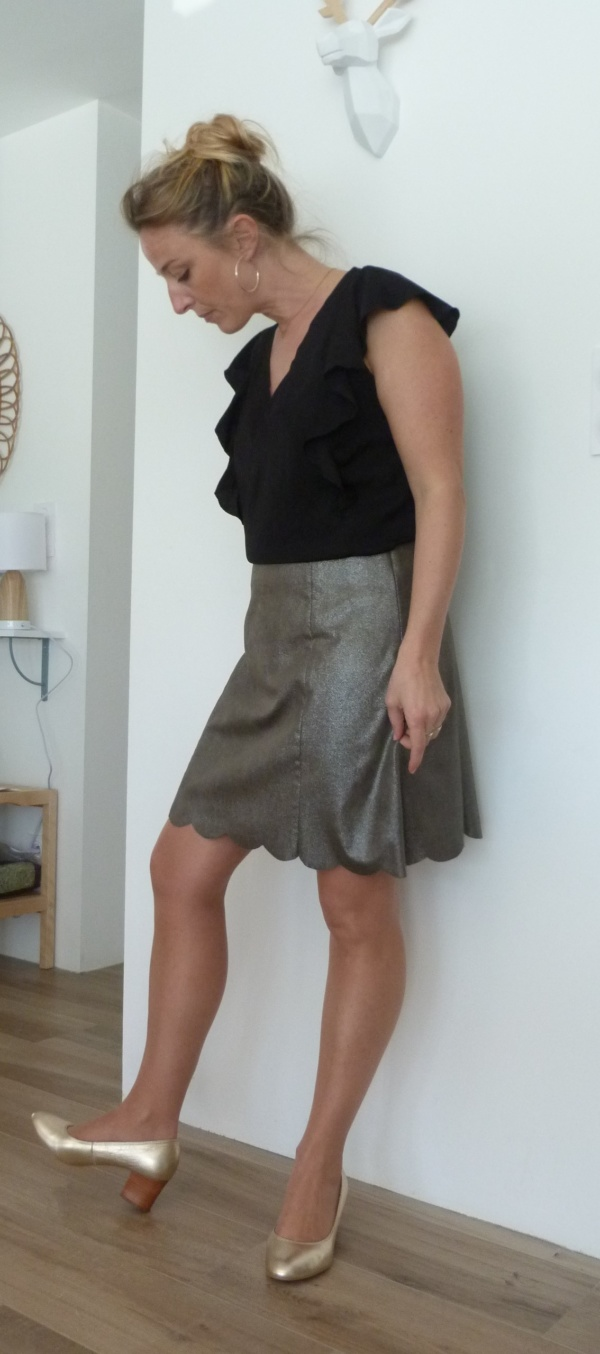 Patron de couture Couds Couds la Praline : Jupe Gavrinis