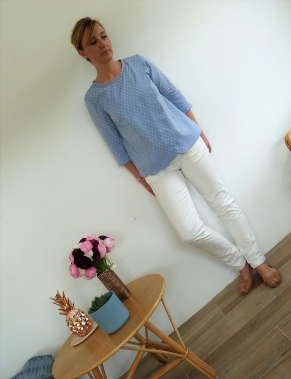 Patron de couture Couds Couds la Praline : Blouse Berder
