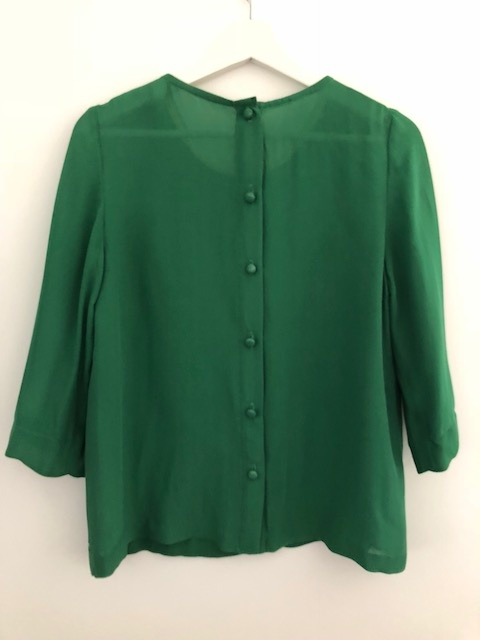 Patron couture Couds Couds la Praline : blouse femme Berder