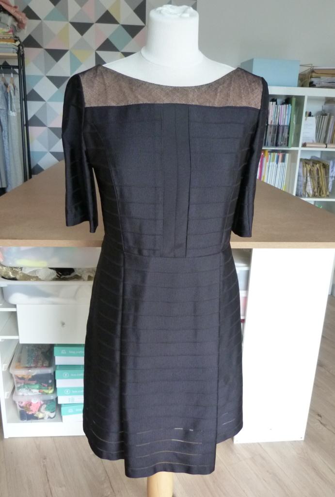 Robe noire - Patron maison Couds Couds la Praline